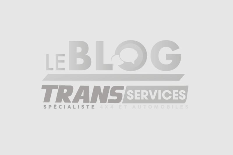 Nouveau Logo pour Trans Services !