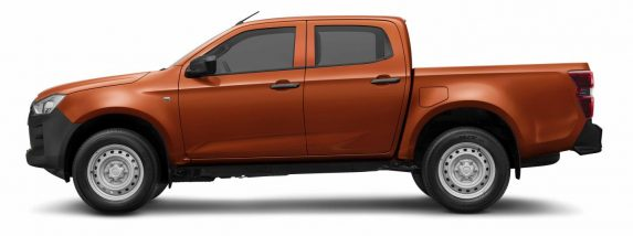 CREW N60B Valencia orange Metallic -s