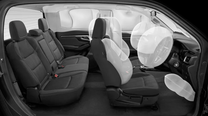 INTERIEUR DOUBLE CAB AIRBAG